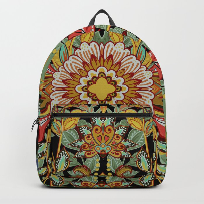 Dance Between Fire Now! Backpack