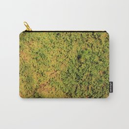Moss soft forest Carry-All Pouch