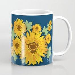Summer Sunflower Coffee Mug