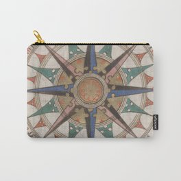 Historical Nautical Compass (1543) Carry-All Pouch
