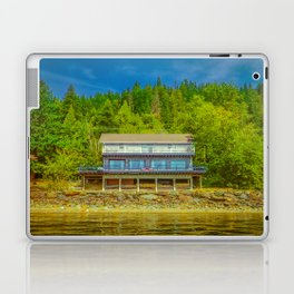 Squilax Cabin Laptop & iPad Skin