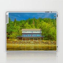 Squilax Cabin Laptop & iPad Skin