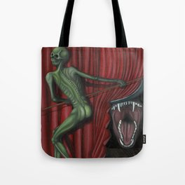 The Rear End Tote Bag