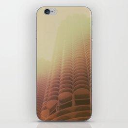 Marina City iPhone Skin