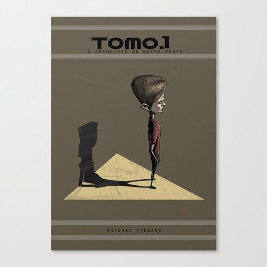 Tomo.1 Canvas Print