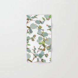eucalyptus sprig Hand & Bath Towel