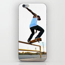Crooked Grind iPhone Skin