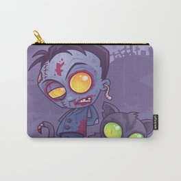 Pet Cemetery Carry-All Pouch