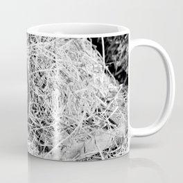 HORSESHOE IN HAY Coffee Mug