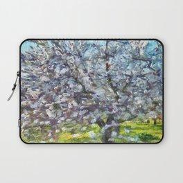 Almond Blossom Laptop Sleeve