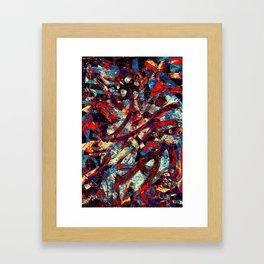 Pattern № 24 Framed Art Print