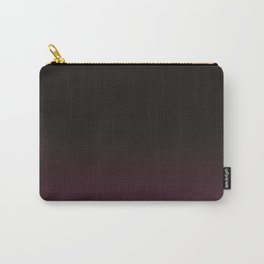 Faded Burgundy Carry-All Pouch