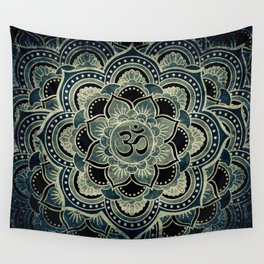 Galactic Ohm Wall Tapestry