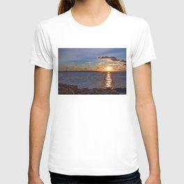 Twin Light Sunrise T-shirt
