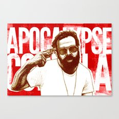 Apocalypse Coppola Canvas Print