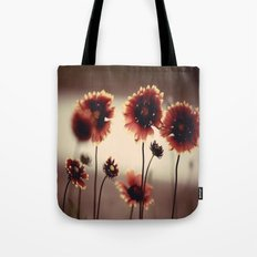 Daisy Chained Tote Bag