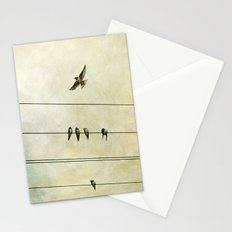 Spread My Wings And Fly Stationery Cards