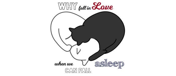Cat heart shape | 2 cats sleeping Coffee Mug