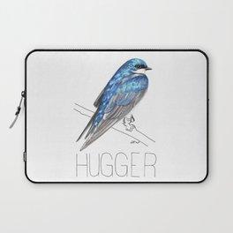 Tree Hugger (Tree Swallow) Laptop Sleeve