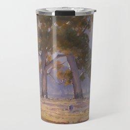 Gold Rush Travel Mug