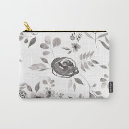 Stephanie Floral Carry-All Pouch