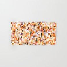 colored bricks Hand & Bath Towel