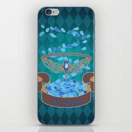 Diadem of Wisdom iPhone Skin