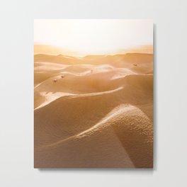 Sandbox Metal Print