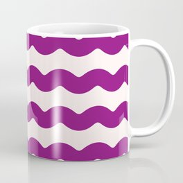 Winter 2019 Color: Orchid Blood in Waves Coffee Mug