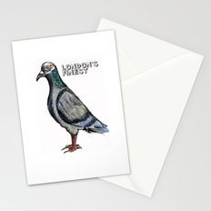 London's Finest: The Grey Pigeon Stationery Cards