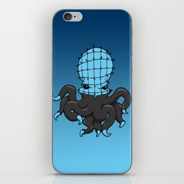 Cenobite octopus iPhone Skin