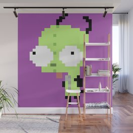 Pixel Gir Wall Mural