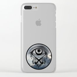 Freedom Pack Clear iPhone Case