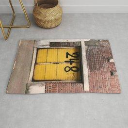 Yellow Door 248 Rug