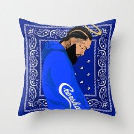 Nipsey Throw Pillow