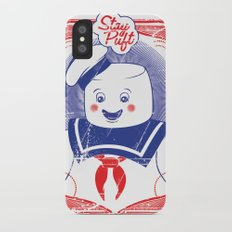 STAY PUFFT iPhone X Slim Case