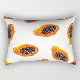 Papayas ricas! Rectangular Pillow