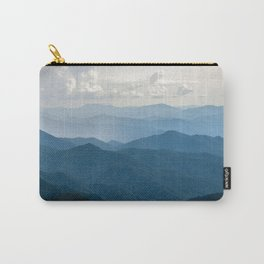 Smoky Mountain National Park Nature Photography Carry-All Pouch