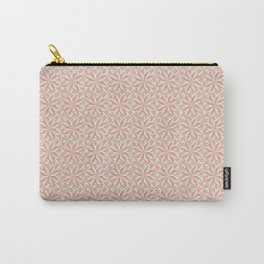 Patchwork Pattern V Carry-All Pouch