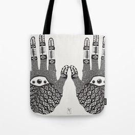 Hand Eye Coordination Tote Bag