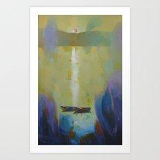 Ruben 3 Art Print