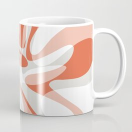 Coral Wave Coffee Mug