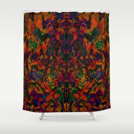 Wicked Game Shower Curtain