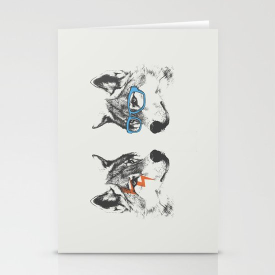 Brothers Stationery Cards