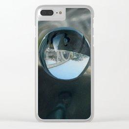 Tiro – Um Homem Que Consegue Mudar 3 Clear iPhone Case