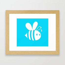 Buzzer Framed Art Print