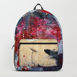 Accidental Abstraction 3 Backpack