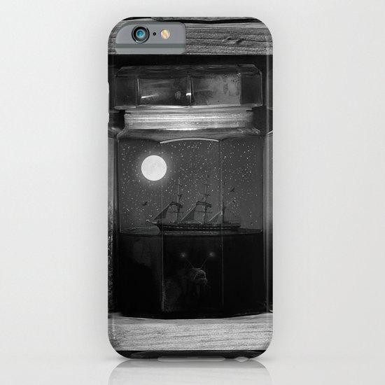 Little Worlds (Crop II) iPhone & iPod Case