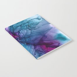 Waves for Days Notebook