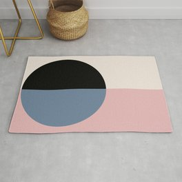 Color Block Abstract XVI Rug
